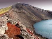 Margaret Renaud  Ljotipollur Crater
