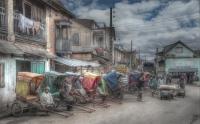 Ralph  Hilmer  Madagascan Village - Credit