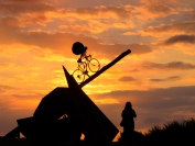 Michael Stevens Morning Ride-8
