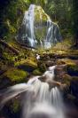 Glen Parker Double Falls