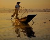 Rosslyn Duncan Inle Sunrise