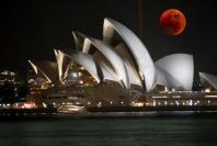 Sam Degabriele  Moon Eclipse