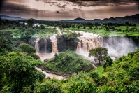 Michael Hing Blue Nile Falls