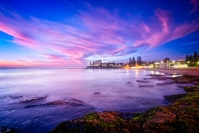 Les Atkins Cronulla Sunrise