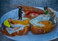 Joslyn Davis  Workers Breakfast