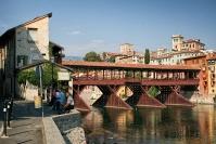 Greg Lake  Ponte Vechio In Brenta Northern Italy