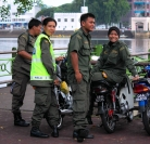 Margaret Frankish  Rela Patrol Squad In Kuching