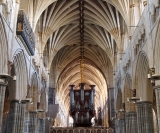 Margaret Renaud  Exeter Cathedral