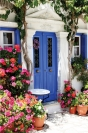 Yvonne Dodwell  The Blue Door