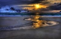 Kerry Boytell  Lofoten Sunset