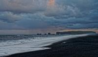 Rosslyn Duncan  Black Sand Beach Iceland