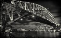 Hans Lignell Harbour Bridge Mono Credit
