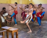 patricia_beal_Kathakali Teacher