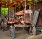 Ray_Baker_OldTractor