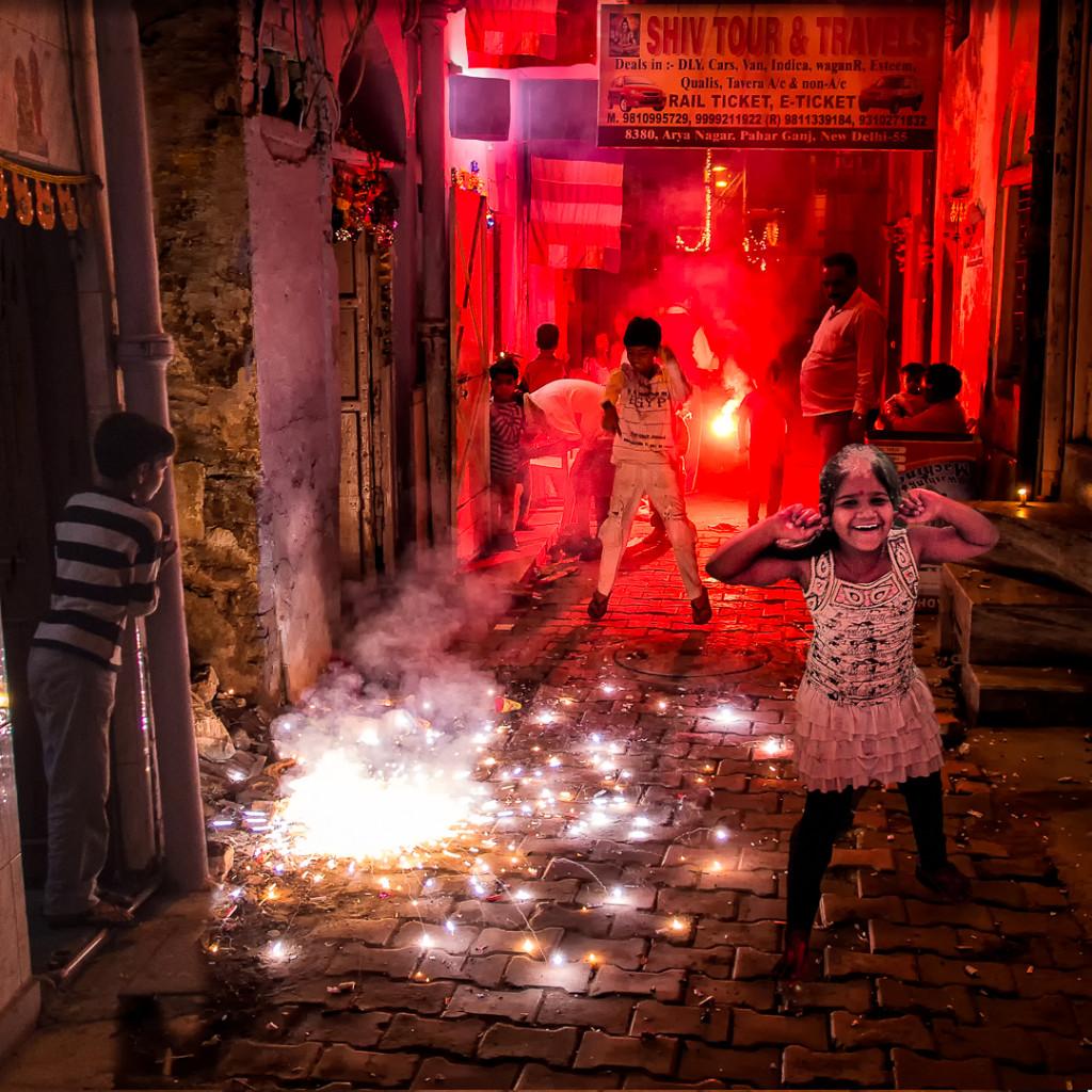 Michael Hing Happy Diwali Festival
