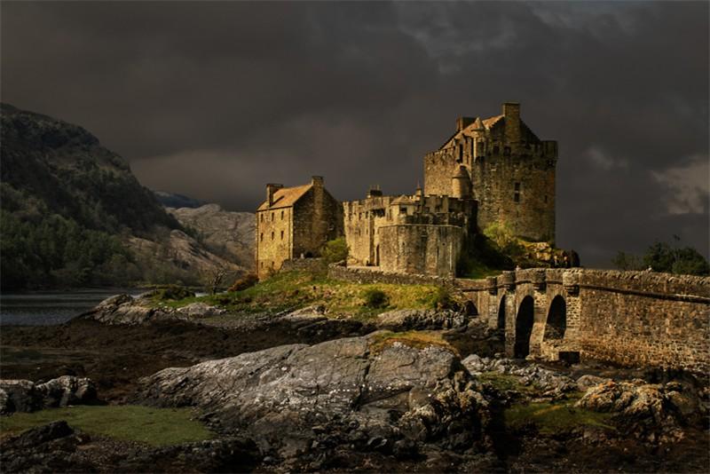Alan Park Eilean Doonan Castle