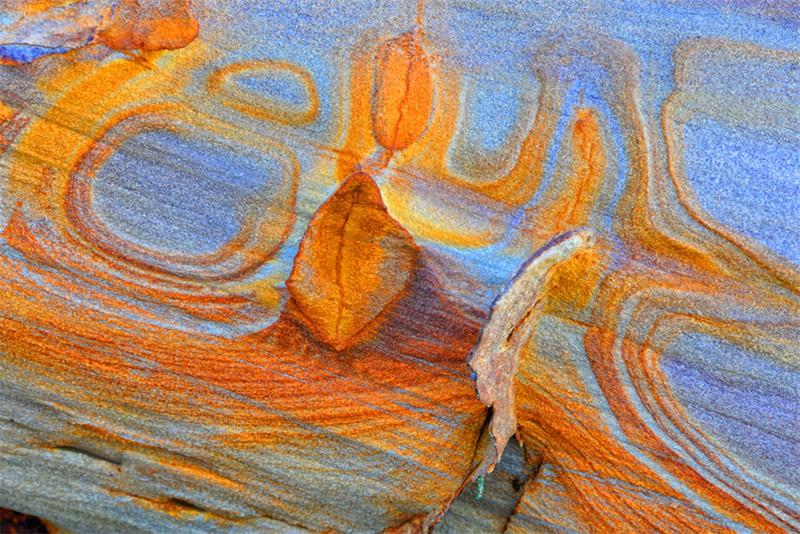 Joslyn Davis Sand Rock