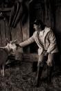 Ralph Hilmer  Farming-Lady