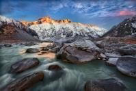 Glen Parker  Glacier Stream Merit