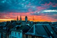 Dallas Thomas  Sunrise In Rouen