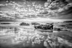 Sept 2015 Mono Prints A Landscape/Seascape