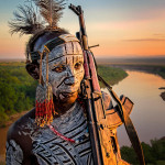 Digital Winner - Kerry Boytell - Karo Warrior on Omo