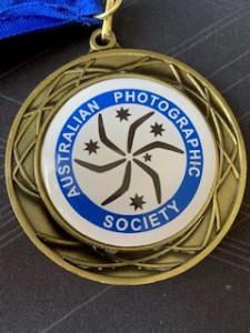 Aust Cup Medal